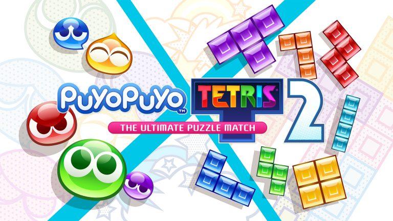 10 минут игрового процесса Puyo Puyo Tetris 2 для Switch