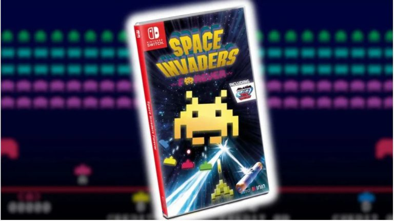 3-In-1 Collection Space Invaders Forever выходит на Switch в декабре