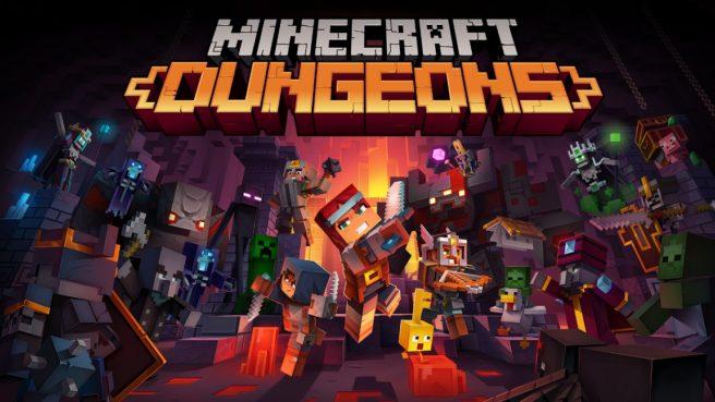 Вышло обновление для Minecraft Dungeons (версия 1.6.0.0)