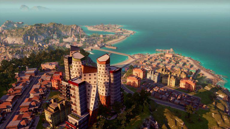 Новые кадры Tropico 6:Nintendo Switch Edition 🌴