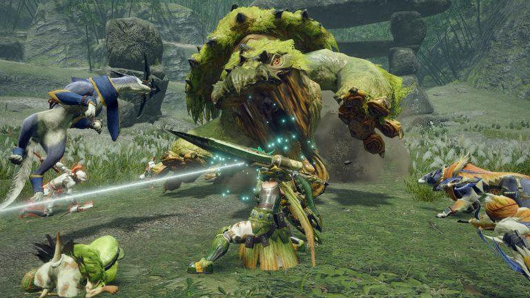 Слух:  В сети появился список возможных монстров для Monster Hunter Rise