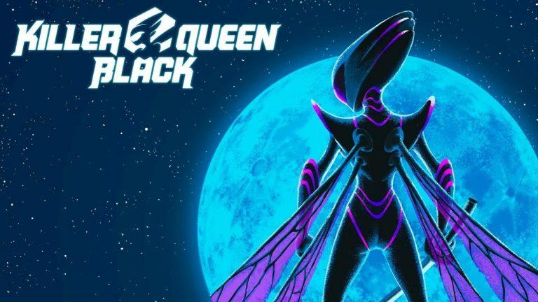 Вышло обновление Killer Queen Black (версия 1.63.1) 🐝