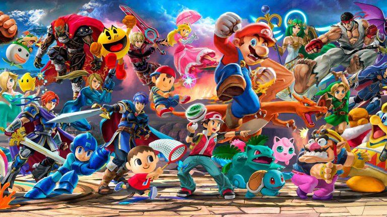 Анонсировано обновление 9.0.2 для Super Smash Bros. Ultimate
