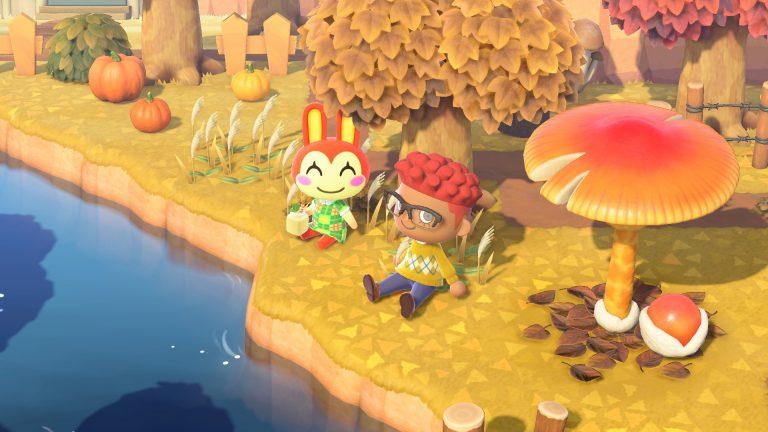 Подробности зимнего обновления для Animal Crossing New Horizons