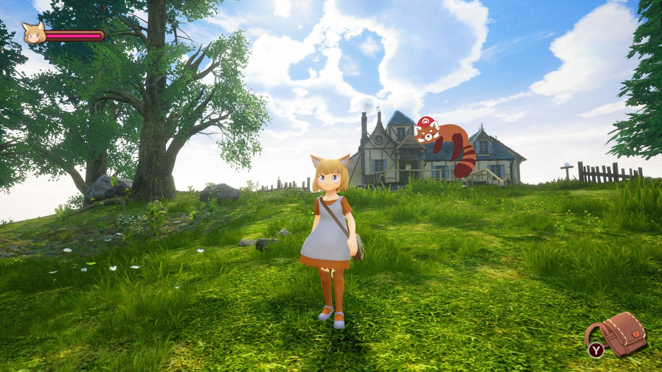 Видеообзор Giraffe and Annika для Nintendo Switch