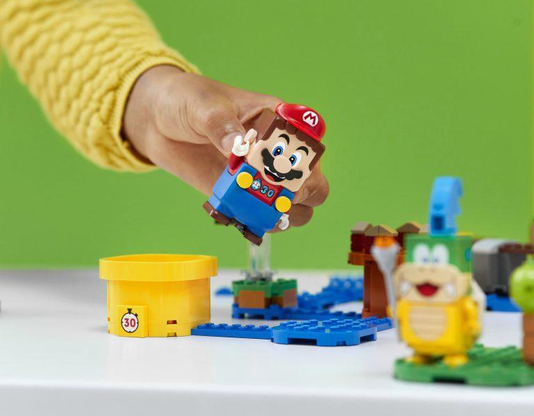 Новые наборы LEGO Super Mario появятся в 2021 году!