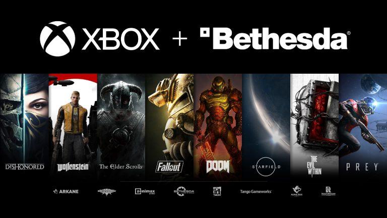 Финансовый директор XBox заявил, что игры Bethesda не будут экзклюзивами для консолей XBox