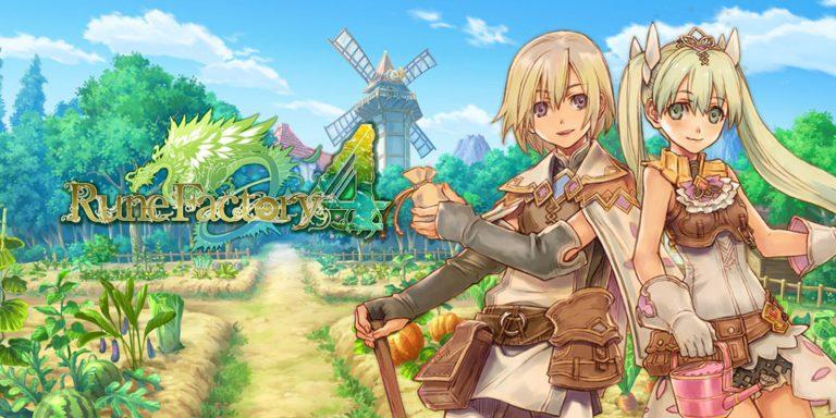 Rune Factory 4 Special уже доступна для подписчиков Nintendo Switch Online