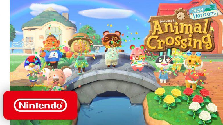 Animal Crossing помогает игрокам чувствовать себя лучше!