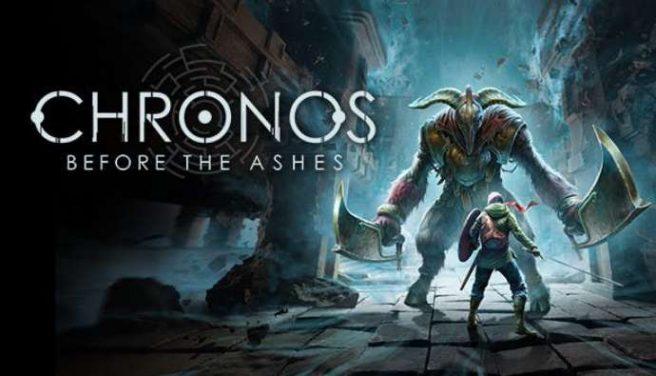 Новый трейлер Chronos: Before the Ashes