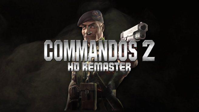 Commandos 2 HD Remaster и её 30-секундный трейлер Switch