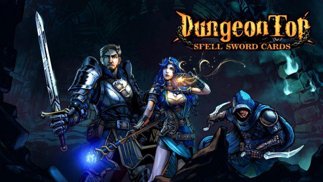 DungeonTop выйдет на Switch в декабре