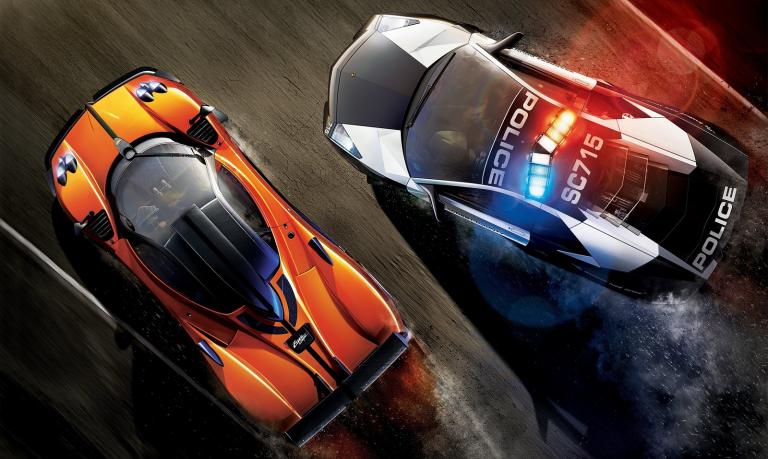 Час геймплея Need For Speed: Hot Pursuit Remastered на Nintendo Switch