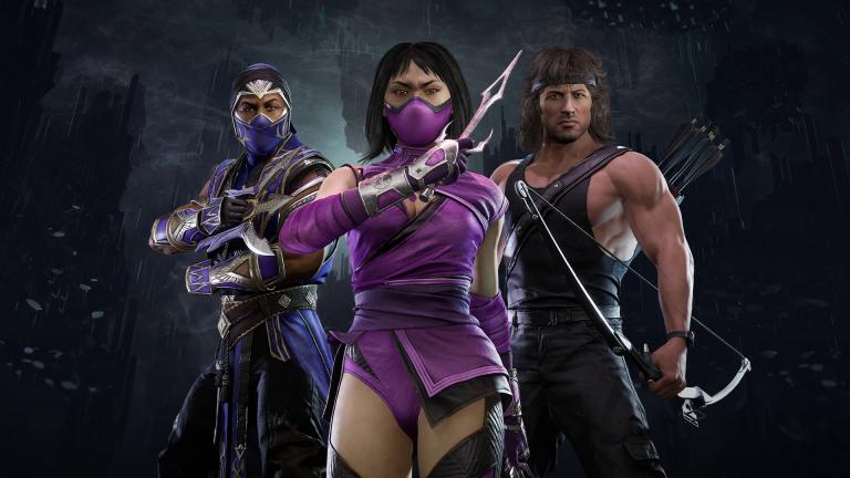 Все геймплейные трейлеры новых героев в MK11