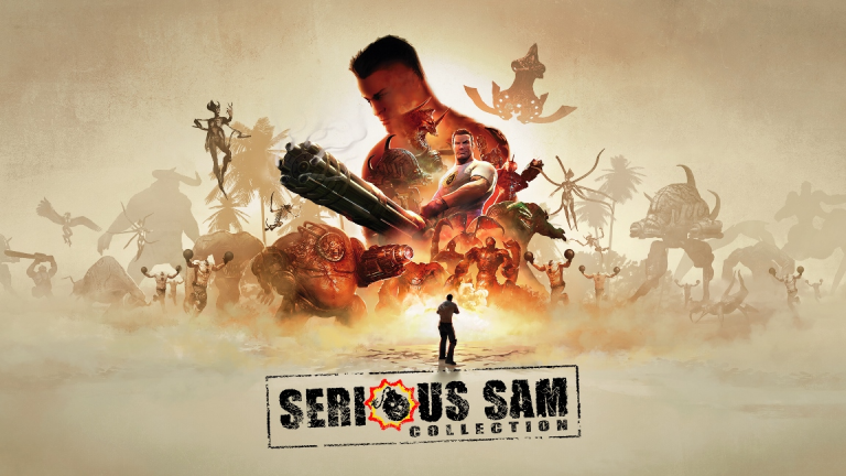 Serious Sam Collection выйдет на Switch