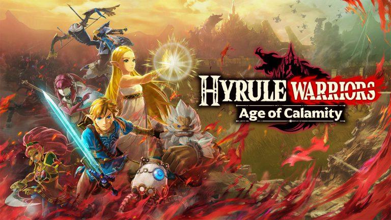 Намёки на DLC для Hyrule Warriors: Age of Calamity