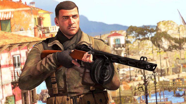 Sniper Elite 4 – первый трейлер игрового процесса Switch 🎯