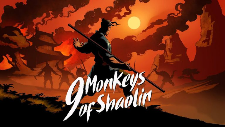 Read more about the article 9 Monkeys of Shaolin – разнос для кнопок.