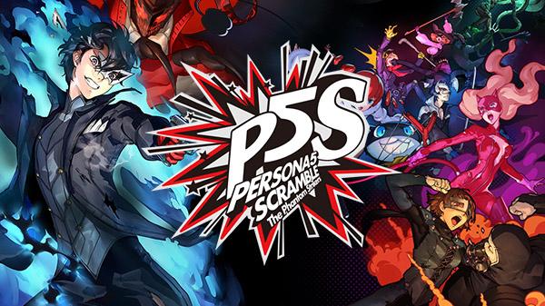 Read more about the article Английская версия Persona 5 Scramble: The Phantom Strikers выйдет в 2021 году