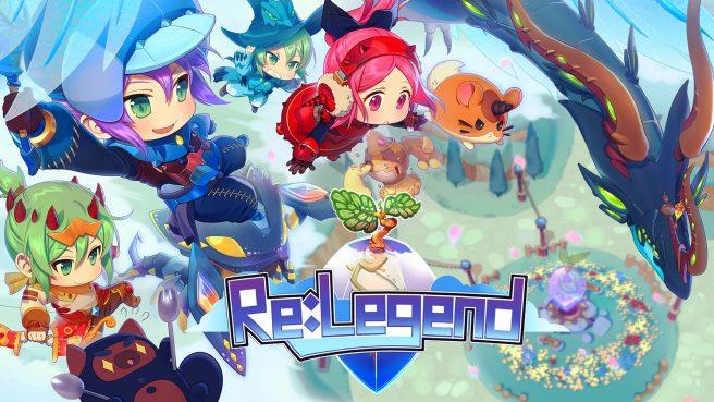 Read more about the article Первые кадры игры Re: Legend