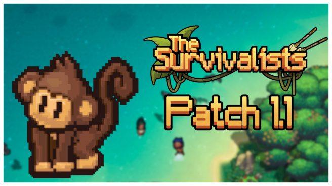 Вышло обновление для The Survivalists (версия 1.1)