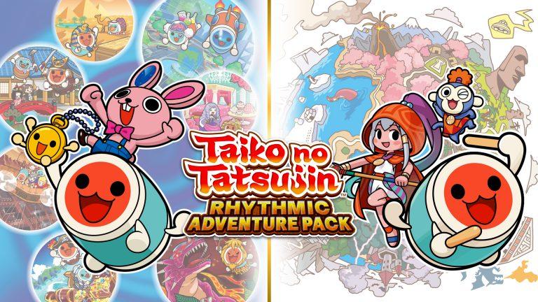 Новые трейлеры Taiko no Tatsujin: Rhythmic Adventure Pack