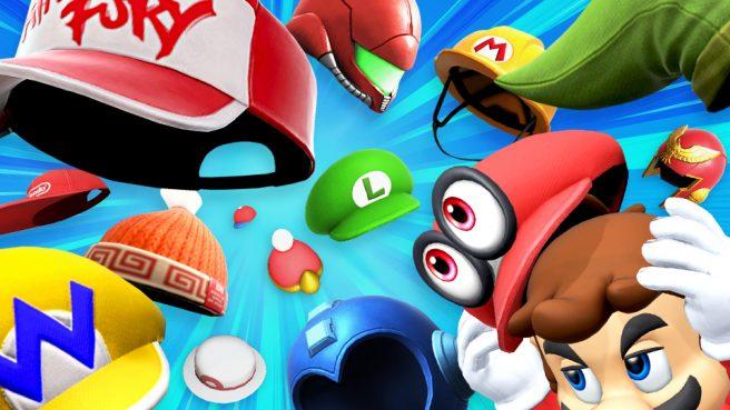 В Smash Bros.Ultimate  пройдёт шляпный турнир