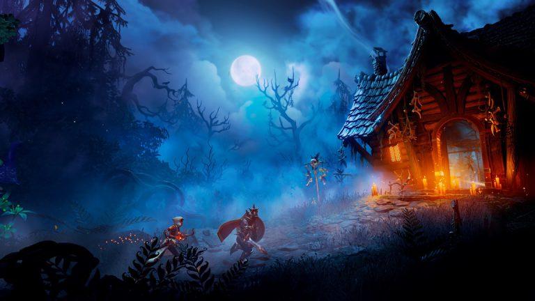 Trine 4: The Nightmare Prince – новый трейлер для дополнения Melody of Mystery