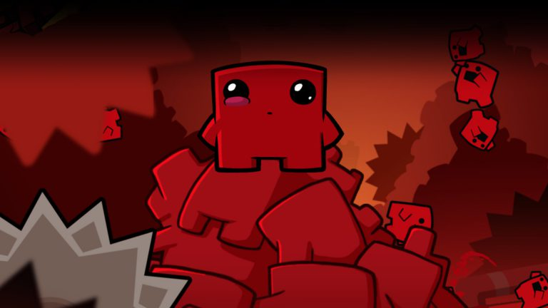 Read more about the article Super Meat Boy Forever выйдет на Switch 23 декабря!