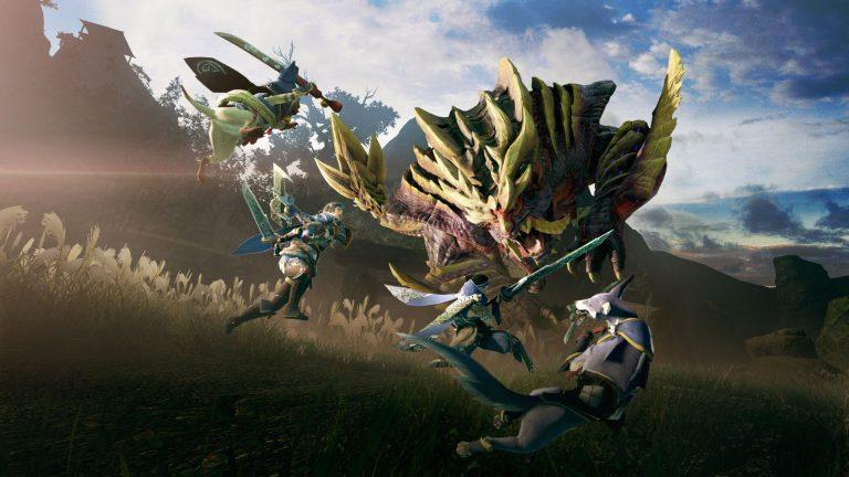 Новые трейлеры Monster Hunter Rise, посвященные демонстрации оружия