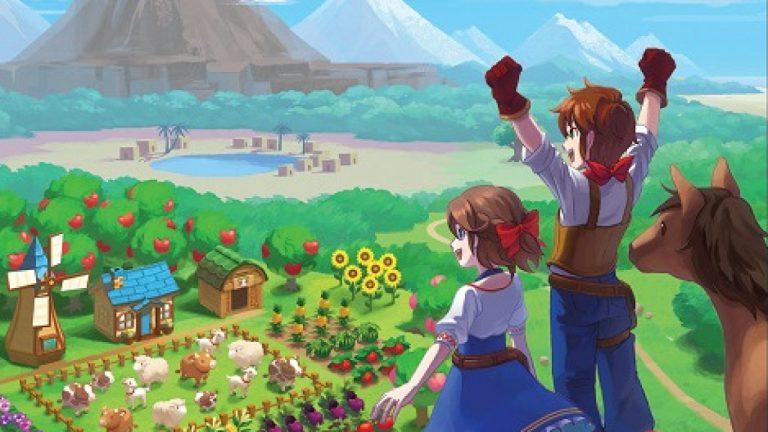 Harvest Moon: One World получает коллекционное издание