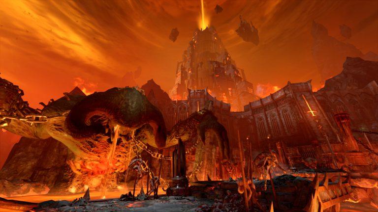 Doom Eternal: сравнение версий для Switch и PS4 Pro
