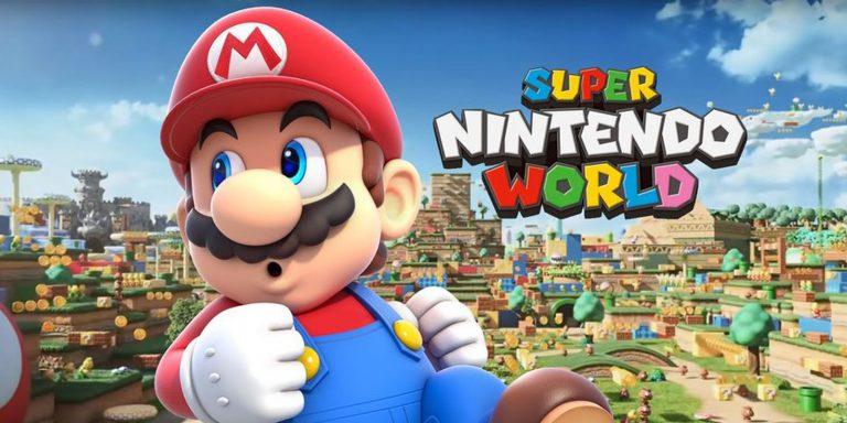 Анонсирована презентация Super Nintendo World Direct