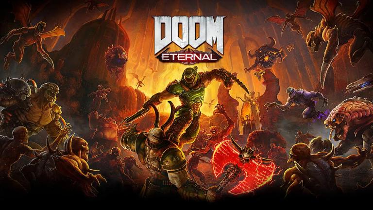 Подробности о DOOM Eternal на Switch
