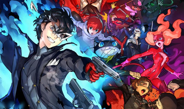 Persona 5 Strikers появилась в eShop вместе с изданием Digital Deluxe