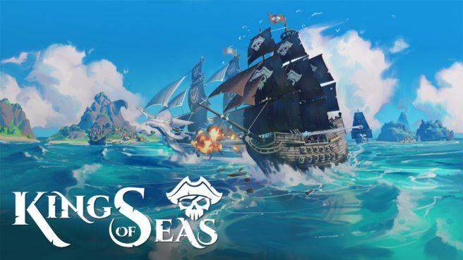 Новые кадры геймлея King of Seas
