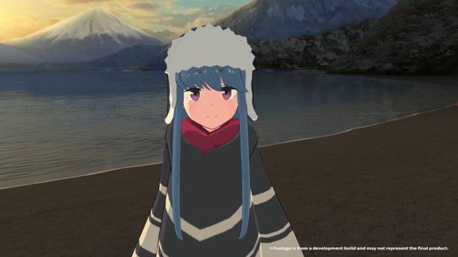 Laid-Back Camp -Virtual- Lake Motosu и Fumoto Campsite объявлены для  Switch
