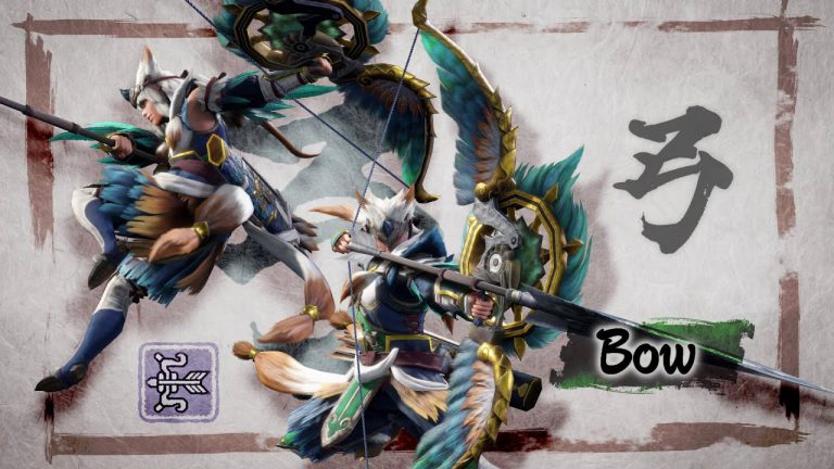 Новые трейлеры Monster Hunter Rise, посвященные двойным мечам и луку