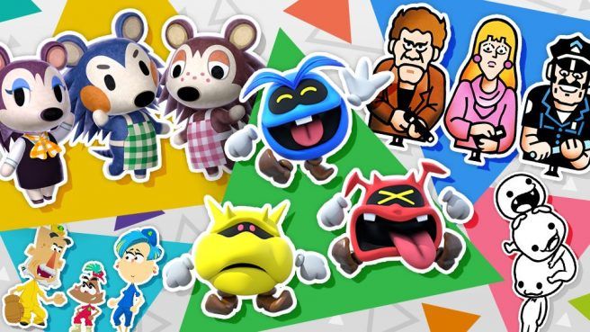Read more about the article Smash Bros. Ultimate проведет мероприятие Spirit Board с Трио-духами