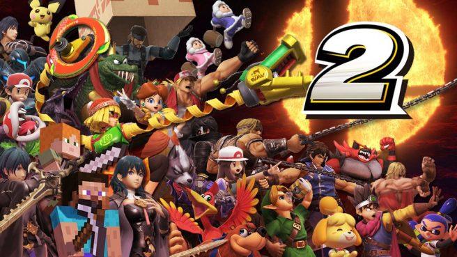 Smash Bros.Ultimate празднует вторую годовщину!