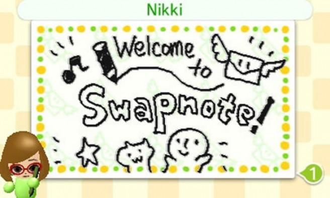 Swapnote был обновлён с названием «Remastered»