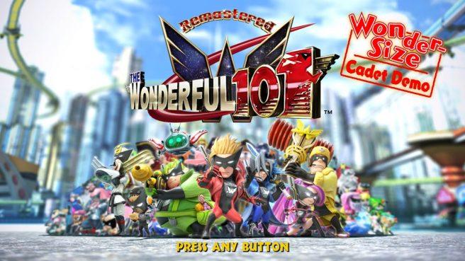 Wonderful 101: Remastered получает обновление 1.03
