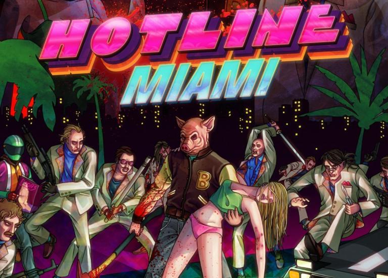 Авторы Hotline Miami работают над новой игрой.