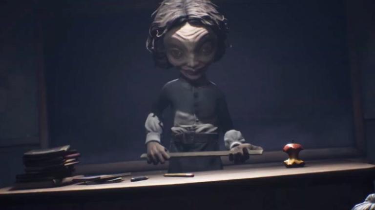 Новый трейлер Little Nightmares II