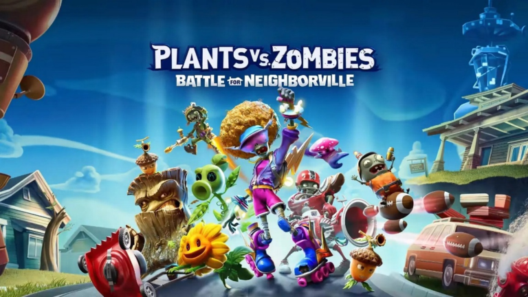 Plants vs. Zombies: Battle for Neighborville выйдет на Switch
