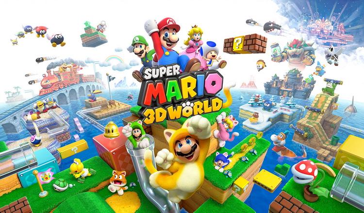 Релизный трейлер Super Mario 3D World+Bowser's Fury