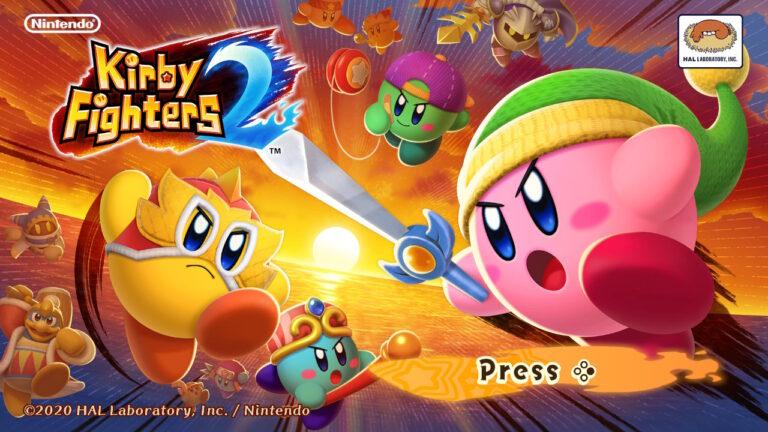 Kirby Fighters 2 – мило, но не нужно