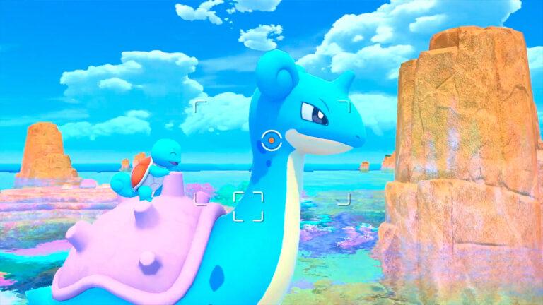 New Pokemon Snap выйдет на Switch 30 апреля