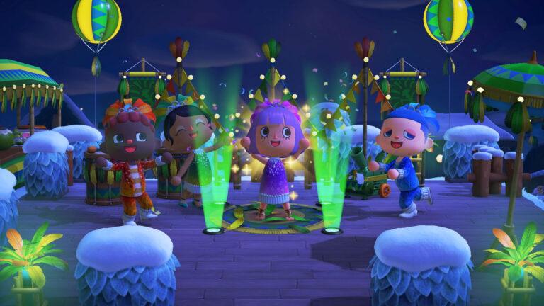 Обновление 1.7.0 уже доступно для Animal Crossing: New Horizons