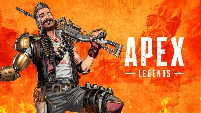 Новый геймплей  Fuse в Apex Legends